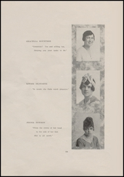 Page 16, 1917 Edition, Tonopah High School - Nugget Yearbook (Tonopah, NV) online yearbook collection