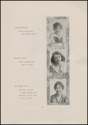 Page 17, 1917 Edition, Tonopah High School - Nugget Yearbook (Tonopah, NV) online yearbook collection