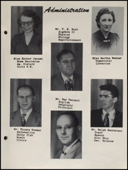 Page 15, 1952 Edition, Tonopah High School - Nugget Yearbook (Tonopah, NV) online yearbook collection
