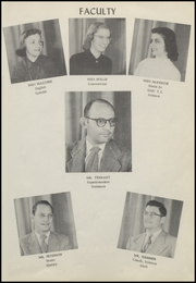 Page 11, 1953 Edition, Tonopah High School - Nugget Yearbook (Tonopah, NV) online yearbook collection