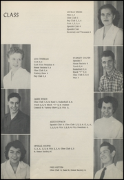 Page 15, 1953 Edition, Tonopah High School - Nugget Yearbook (Tonopah, NV) online yearbook collection