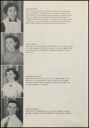 Page 16, 1953 Edition, Tonopah High School - Nugget Yearbook (Tonopah, NV) online yearbook collection