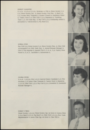 Page 17, 1953 Edition, Tonopah High School - Nugget Yearbook (Tonopah, NV) online yearbook collection