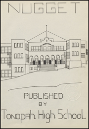 Page 7, 1953 Edition, Tonopah High School - Nugget Yearbook (Tonopah, NV) online yearbook collection