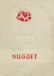 Tonopah High School - Nugget Yearbook (Tonopah, NV) online yearbook collection, 1954 Edition, Page 1