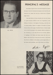 Page 10, 1957 Edition, Tonopah High School - Nugget Yearbook (Tonopah, NV) online yearbook collection