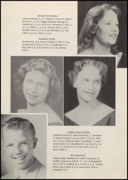 Page 15, 1957 Edition, Tonopah High School - Nugget Yearbook (Tonopah, NV) online yearbook collection