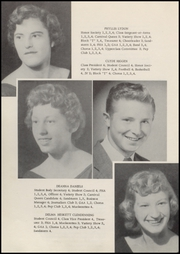 Page 16, 1957 Edition, Tonopah High School - Nugget Yearbook (Tonopah, NV) online yearbook collection
