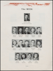Page 16, 1944 Edition, Virgin Valley High School - Yucca Yearbook (Mesquite, NV) online yearbook collection