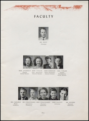 Page 9, 1944 Edition, Virgin Valley High School - Yucca Yearbook (Mesquite, NV) online yearbook collection