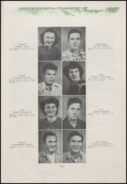 Page 13, 1948 Edition, Virgin Valley High School - Yucca Yearbook (Mesquite, NV) online yearbook collection