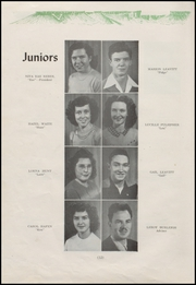 Page 14, 1948 Edition, Virgin Valley High School - Yucca Yearbook (Mesquite, NV) online yearbook collection