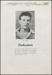 Page 5, 1948 Edition, Virgin Valley High School - Yucca Yearbook (Mesquite, NV) online yearbook collection