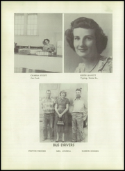 Page 14, 1951 Edition, Virgin Valley High School - Yucca Yearbook (Mesquite, NV) online yearbook collection
