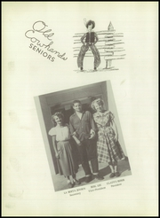 Page 16, 1951 Edition, Virgin Valley High School - Yucca Yearbook (Mesquite, NV) online yearbook collection