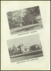 Page 8, 1951 Edition, Virgin Valley High School - Yucca Yearbook (Mesquite, NV) online yearbook collection