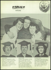 Page 16, 1953 Edition, Virgin Valley High School - Yucca Yearbook (Mesquite, NV) online yearbook collection