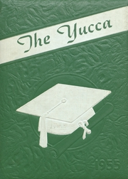Virgin Valley High School - Yucca Yearbook (Mesquite, NV) online yearbook collection, 1955 Edition, Page 1