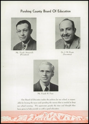 Page 10, 1947 Edition, Pershing County High School - Mustang Yearbook (Lovelock, NV) online yearbook collection