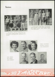 Page 16, 1947 Edition, Pershing County High School - Mustang Yearbook (Lovelock, NV) online yearbook collection