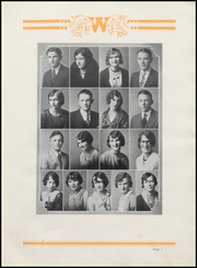Page 11, 1930 Edition, Wells High School - Charco Yearbook (Wells, NV) online yearbook collection