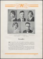 Page 13, 1930 Edition, Wells High School - Charco Yearbook (Wells, NV) online yearbook collection