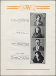 Page 17, 1930 Edition, Wells High School - Charco Yearbook (Wells, NV) online yearbook collection