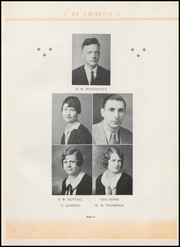 Page 13, 1931 Edition, Wells High School - Charco Yearbook (Wells, NV) online yearbook collection