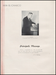 Page 10, 1939 Edition, Wells High School - Charco Yearbook (Wells, NV) online yearbook collection