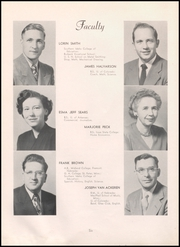 Page 10, 1950 Edition, Wells High School - Charco Yearbook (Wells, NV) online yearbook collection