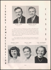 Page 12, 1950 Edition, Wells High School - Charco Yearbook (Wells, NV) online yearbook collection