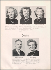 Page 14, 1950 Edition, Wells High School - Charco Yearbook (Wells, NV) online yearbook collection