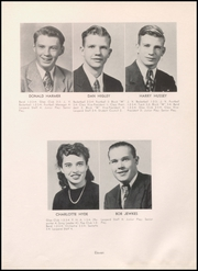 Page 15, 1950 Edition, Wells High School - Charco Yearbook (Wells, NV) online yearbook collection