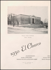 Page 5, 1950 Edition, Wells High School - Charco Yearbook (Wells, NV) online yearbook collection