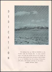 Page 6, 1950 Edition, Wells High School - Charco Yearbook (Wells, NV) online yearbook collection