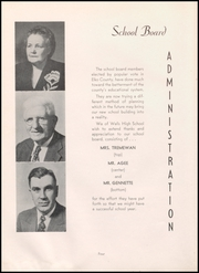 Page 8, 1950 Edition, Wells High School - Charco Yearbook (Wells, NV) online yearbook collection