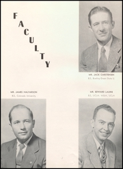 Page 12, 1953 Edition, Wells High School - Charco Yearbook (Wells, NV) online yearbook collection