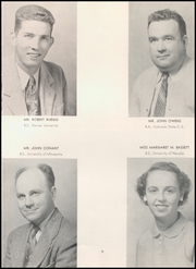 Page 13, 1953 Edition, Wells High School - Charco Yearbook (Wells, NV) online yearbook collection