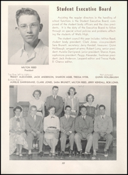 Page 14, 1953 Edition, Wells High School - Charco Yearbook (Wells, NV) online yearbook collection