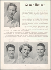 Page 16, 1953 Edition, Wells High School - Charco Yearbook (Wells, NV) online yearbook collection