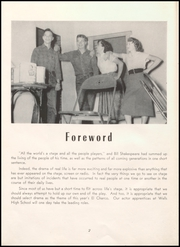 Page 6, 1953 Edition, Wells High School - Charco Yearbook (Wells, NV) online yearbook collection