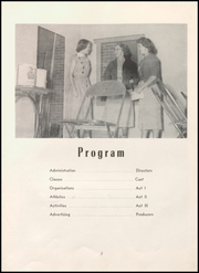 Page 7, 1953 Edition, Wells High School - Charco Yearbook (Wells, NV) online yearbook collection