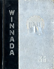 Page 1, 1936 Edition, Humboldt County High School - Winnada Yearbook (Winnemucca, NV) online yearbook collection