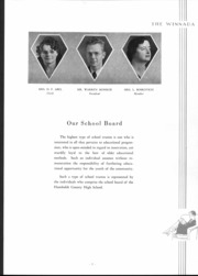 Page 12, 1936 Edition, Humboldt County High School - Winnada Yearbook (Winnemucca, NV) online yearbook collection