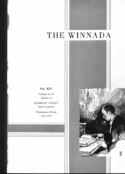 Page 6, 1936 Edition, Humboldt County High School - Winnada Yearbook (Winnemucca, NV) online yearbook collection
