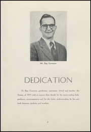 Page 9, 1955 Edition, Austin High School - Castilleja Yearbook (Austin, NV) online yearbook collection
