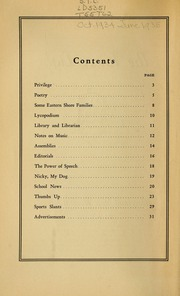 Page 8, 1934 Edition, Towson University - Tower Echoes Yearbook (Towson, MD) online yearbook collection