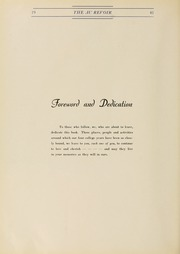 Page 10, 1941 Edition, Towson University - Tower Echoes Yearbook (Towson, MD) online yearbook collection