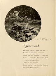 Page 10, 1948 Edition, Towson University - Tower Echoes Yearbook (Towson, MD) online yearbook collection