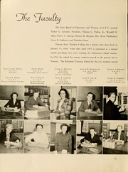 Page 16, 1948 Edition, Towson University - Tower Echoes Yearbook (Towson, MD) online yearbook collection